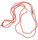 Collier ERACHI Rouge