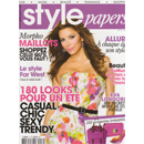 STYLE PAPERS juillet